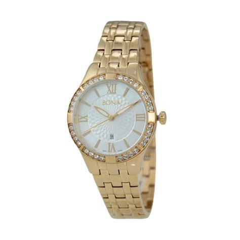 Bonia Bn10129 2215s Gold Withe kelebihan kekurangan bonia b10154 2213s jam tangan wanita gold dan harganya katalog toko