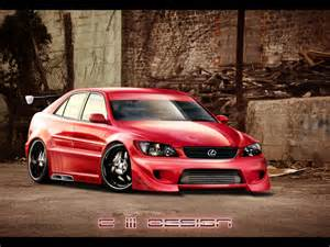 lexus is 300 by crashdesign on deviantart