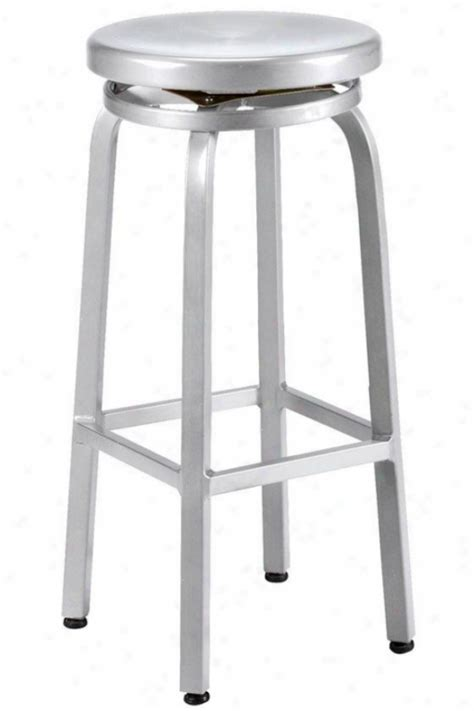 brushed aluminum bar stool micazza brushed aluminum melanie bar stool brushed aluminum