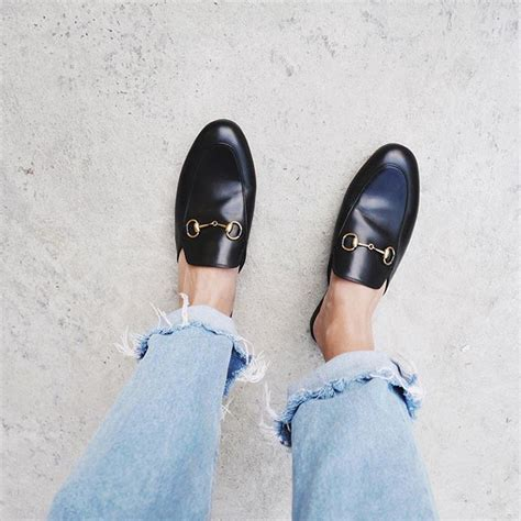Flatshoes Loafers Guci Milan Slip On Guci Slippers Hitam 33 best images about shoes on flats steve madden and black on black converse