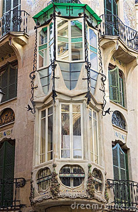 art deco balcony art nouveau balcony royalty free stock photos image 18092538