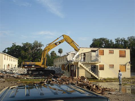 daytona housing authority the bg llc clearing the way for a better tomorrow