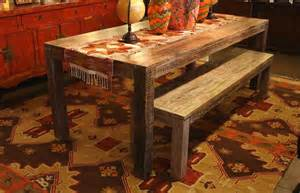 Dining Room Tables Made From Reclaimed Wood Handmade Salvaged Boat Wood Dining Table By Mortise