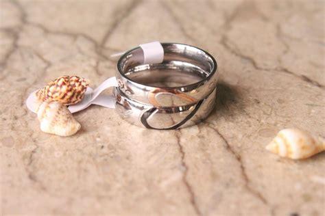 Cincin Perak Berlian Pria 046 gambar cincin permata model cincin model cincin