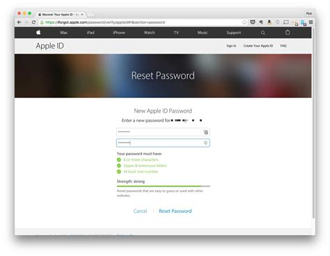 apple forgot password how to reset your apple id password cult of mac