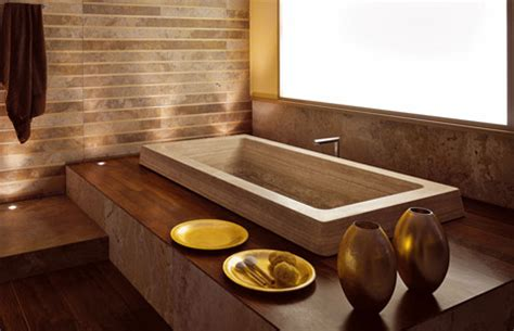 Double Ended Shower Bath soaking deep in luxury 8 free standing stone bathtubs