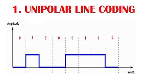 perbedaan kapasitor polar dan bipolar komunitas software unipolar polar dan bipolar line coding dalam slide