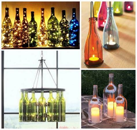 wine bottle decorating ideas 21 pics