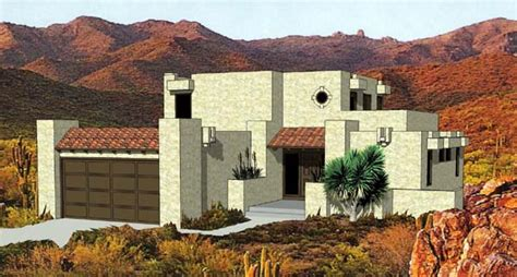 Southwestern Houses by Photoaltan19 Adobe House Plans