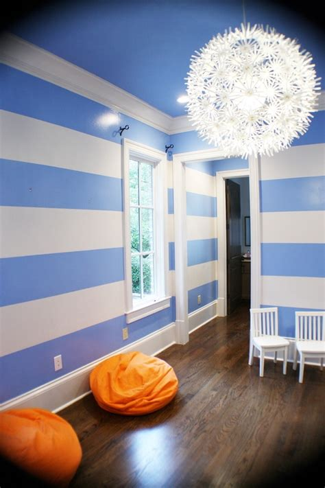high gloss ceiling ceiling painted high gloss crisp tones i like this idea and color for the boys room