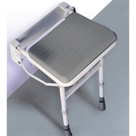 Fold Up Stools Cing by Easa Wall Mounted Shower Seat With Legs Davies