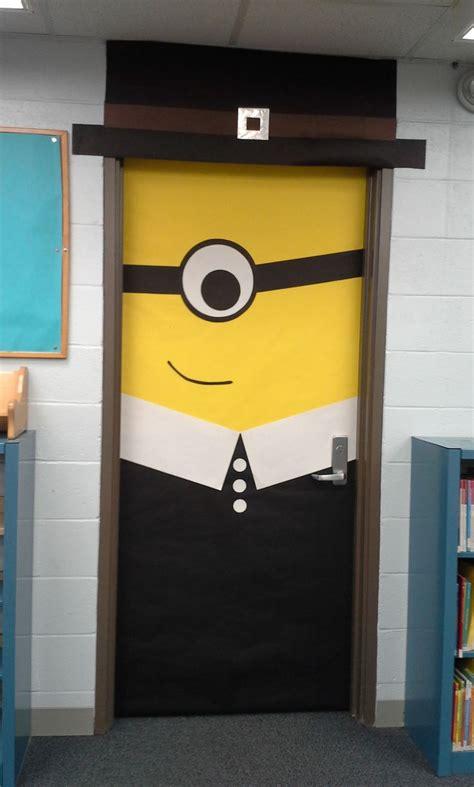 Minion Door Decoration by 25 Best Ideas About Minion Door On Minion