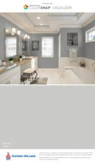 i found this color with colorsnap 174 visualizer for iphone by sherwin williams zircon sw 7667