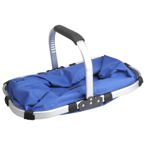 Jual Keranjang Belanja Lipat Portable Shopping Bag keranjang belanja lipat portable shopping bag blue jakartanotebook