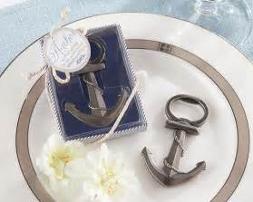 Anchor Favors anchor bottle opener nautical wedding favors