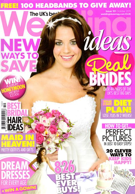 Wedding Magazines by Wedding Magazines The Wedding Of My Dreamsthe Wedding Of