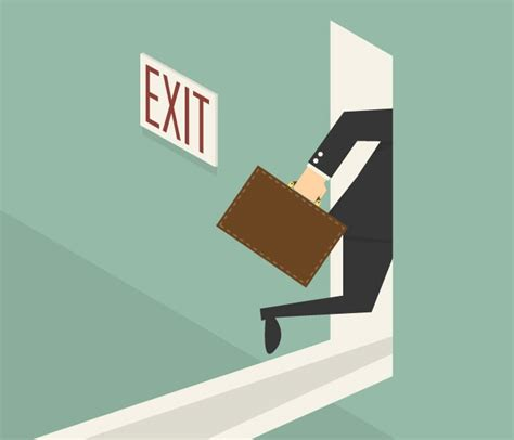 how to leave a 5 signs an employee is going to leave