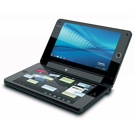 Touchpad Netbook Toshiba toshiba s new dual touchscreen quot laptop quot foldable touchpad windows 7 system matt brandenburg