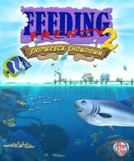 feeding frenzy 2: shipwreck showdown gamespot