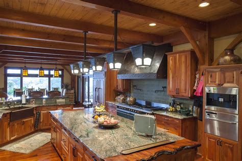 a frame kitchen ideas lake travis timber frame residential project photo gallery