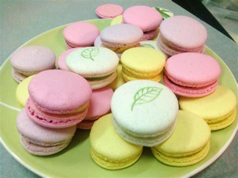 macaron recipe filling images
