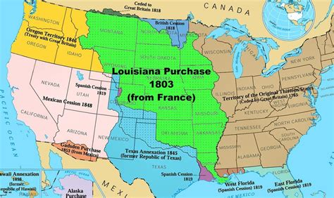 map of the united states during westward expansion manifest denstiny manifest destiny
