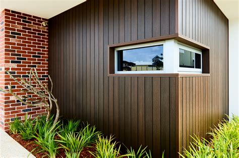 Exterior Timber Cladding Exterior Composite Timber Cladding Perth Ntw