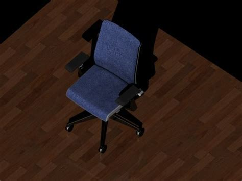 Office Chairs Dwg Office Chair 1 Free 3d Model Dwg Cgtrader