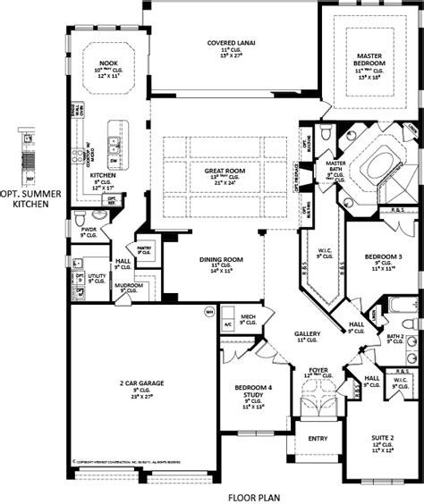 ici floor plans the golfcoursehome life ici homes starts construction at