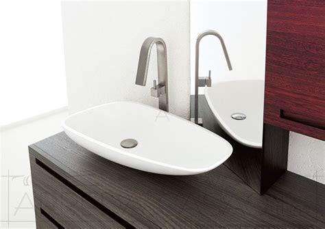 mobile per lavabo appoggio emejing mobile bagno lavabo appoggio pictures