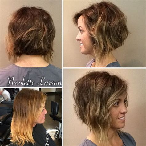best haircuts in denver nicolettethecreator before and after color and cut