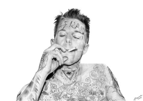 jesse rutherford tattoos rutherford the neighbourhood by anaumova on deviantart