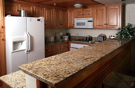 Granite Countertop Pictures Kitchen by How To Choose The Best Granite Countertops For Kitchen