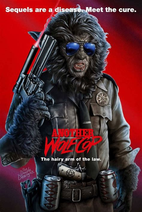 new movies list another wolfcop by leo fafard new poster and trailer for another wolfcop pophorror