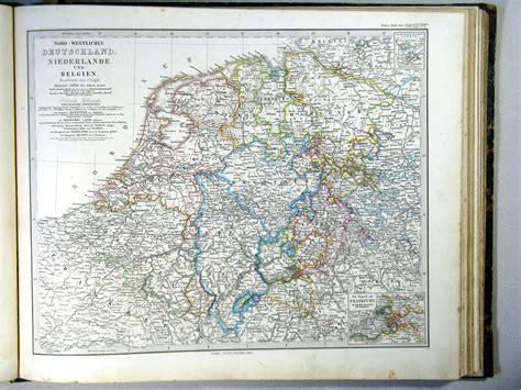 p stielers atlas 4e druk 1863 1867