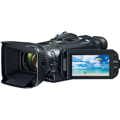 canon 4k canon gx10 uhd 4k camcorder with 1 quot cmos 2214c002 b h