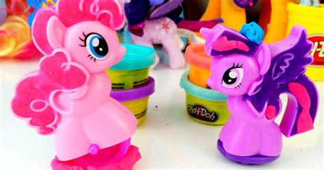 Playdoh My Pony Cutie Creators Play Doh My Pony new play doh princess twilight sparkle my pony