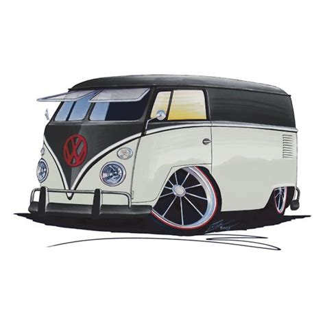 volkswagen van cartoon 49 best vw cartoon images on pinterest vw beetles vw