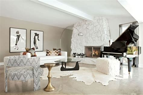 Living Room Fashion Idea Modernas Para El Dise 241 O De Una Sala