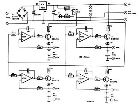 nicd battery charger circuit diagram 9v nicd battery charger circuit diagramz