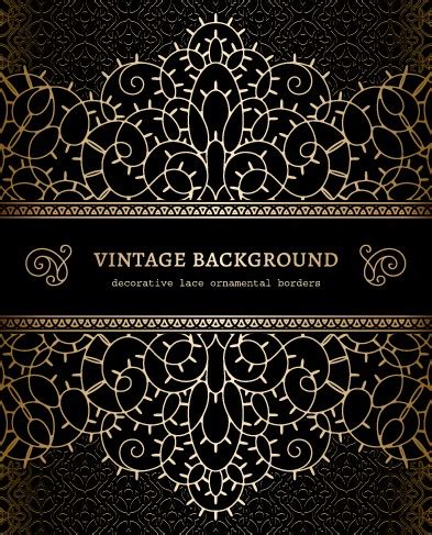 Vector Set Of Vintage Luxury Background Design 04 Over Millions Vectors Stock Photos Hd Luxury Powerpoint Template