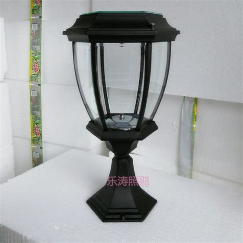 Solar Pillar Light Bright Led Solar Pillar Light Household Wall L