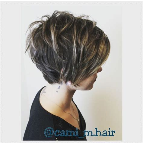 hsir layers riverside ca long pixie layers hair and hair care pinterest long