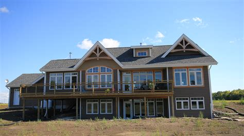 building custom home brockville home builder custom home building rural