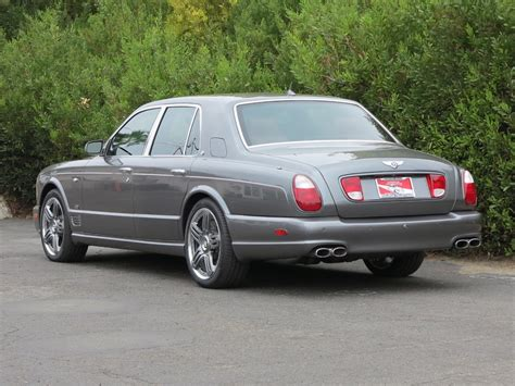 2009 bentley arnage t 2009 bentley arnage t european collectibles