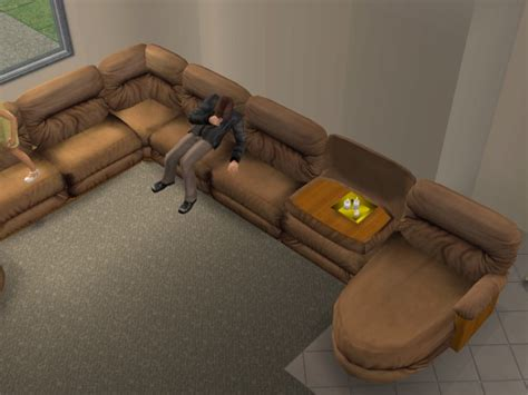 Sims 3 Sectional Sofa Sims 3 Sectional Sofa Hereo Sofa