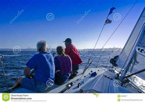 sailboat crew sailboat crew royalty free stock photography image 2609677