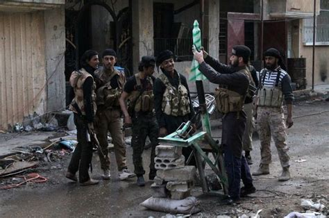 berita isis terkini berita isis terkini suriah kecam as karena latih militan