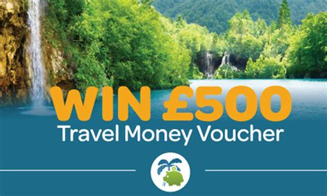 Win Travel Money - win help name our mascot scoop 163 500 travel money mytravelmoney co uk