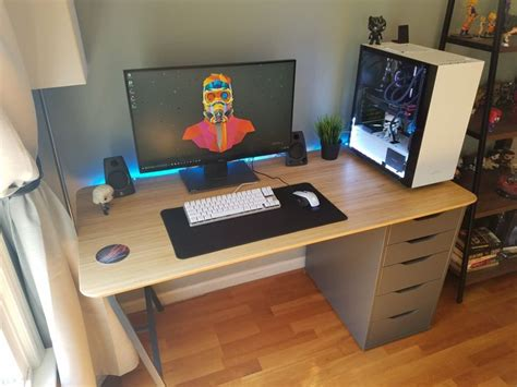 computer desks for geeks 15174 best gaming desk images on pinterest gaming desk
